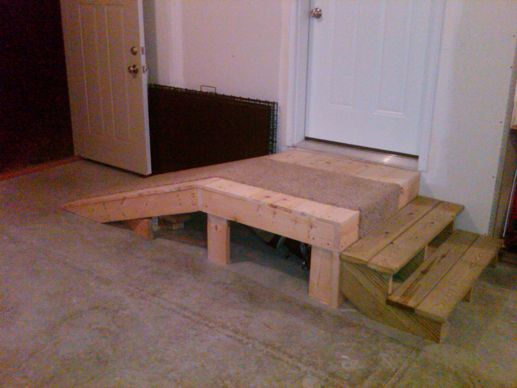 How To Build A Handicap Ramp >> PDF Plans Wood Dog Ramp Plans Download woodworking bed frame plans | psychotic81vqi